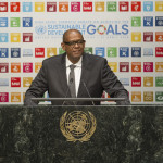 General Assembly Seventieth session: High-level Thematic Debate on Achieving the Sustainable Development Goals Opening ceremony and Plenary segment: Action at all levels: National implementation Mr. Forest Whitaker, SDGAdvocate,Actor andActivist